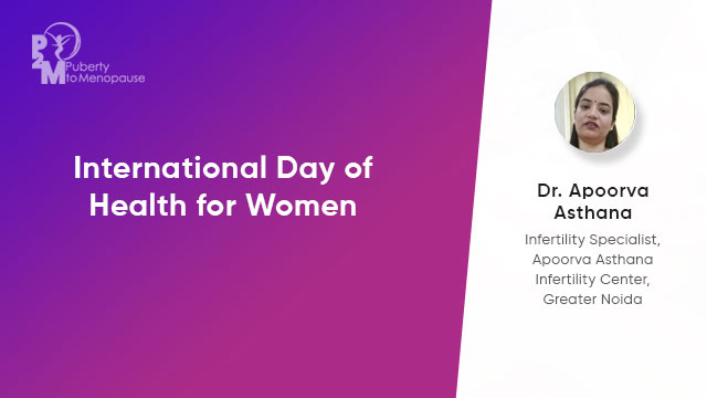 International Day of Health for Women